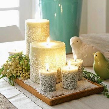 Kerstmenu 39 s voor thuis met recepten en decoratie tips voor kerstmis thuis kerstversiering - Idee voor thuis ...