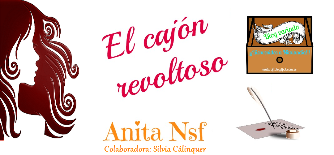 El cajón revoltoso - Anita Nsf-
