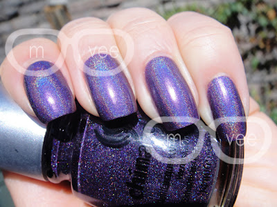 China Glaze LOL swatch
