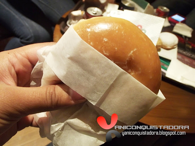 Krispy Kreme at Mall of Asia