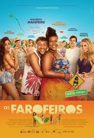 Os Farofeiros Filmes Torrent Download capa