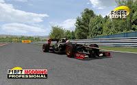 F1 en pista del simulador 4