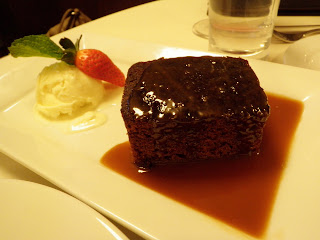 Fuze Sticky Toffee Pudding