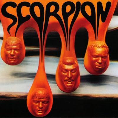 Scorpion - Scorpion 1969 (USA, Psychedelic Funk, Soul)