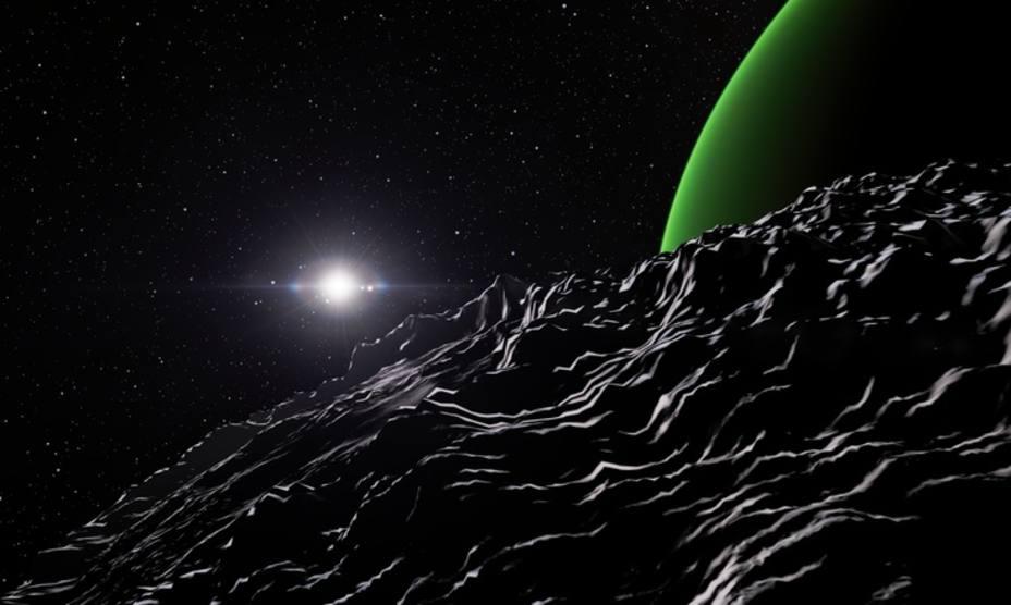 Se podría desviar un asteroide
