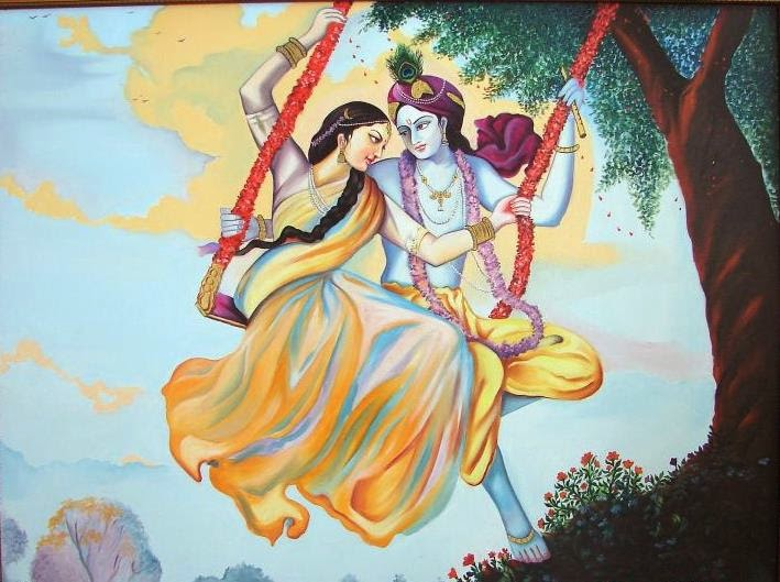 best paintings radha krishna paintings