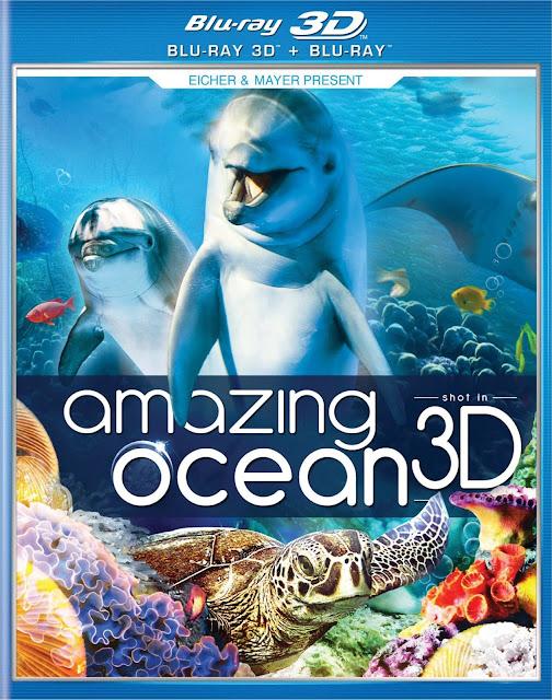 Đại Dương Kì Thú - Amazing Ocean