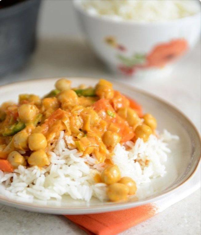 rice, white rice, dal chawal, indian food, marathi food, mint, besan, dinner, chilli, dal
