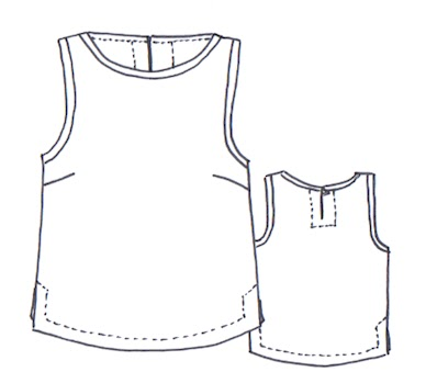 Introducing our NEW Kate Top Pattern - Sew Tessuti Blog