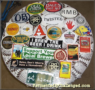 Beer Stickers