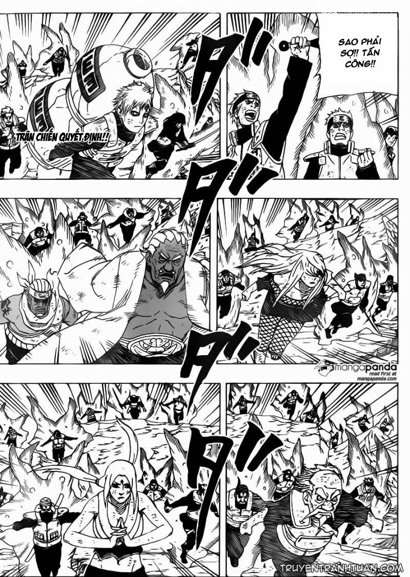 Naruto - Chapter 650 - Pic 3