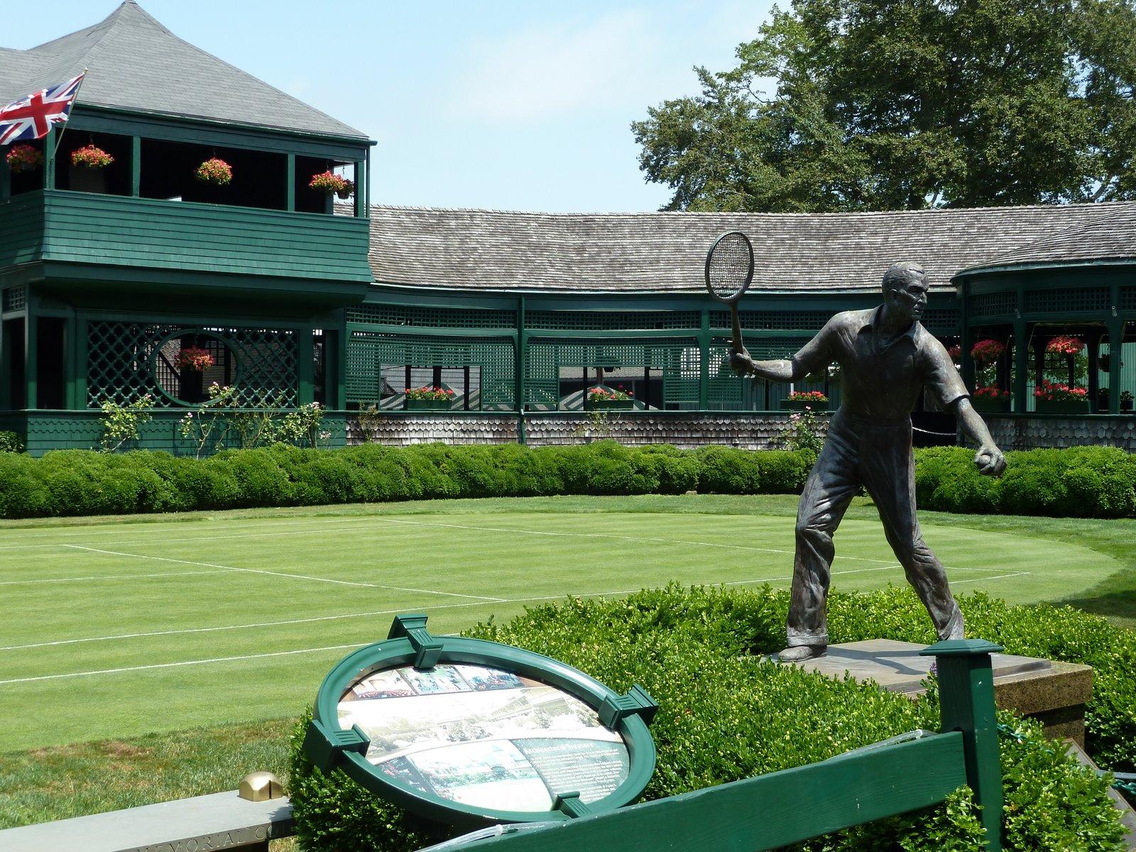 center court tennis