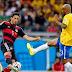 Το πρώτο γκολ στον αγώνα Βραζιλία - Γερμανία