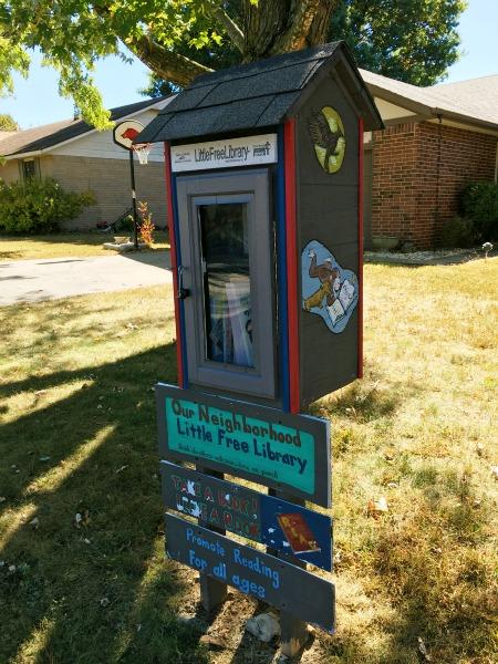 Little Free Library Northwest Arkansas