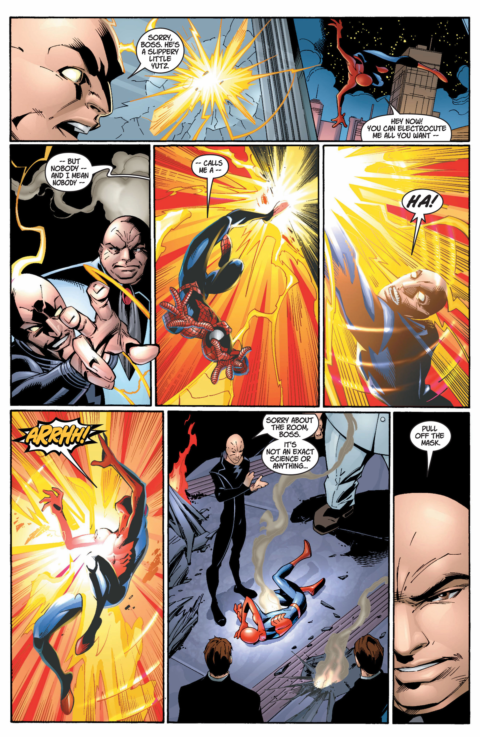 Ultimate Spider-Man (2000) Issue #10 #14 - English 6