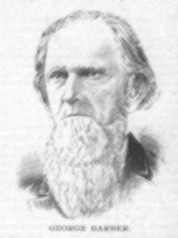 George Barber 1805-1879