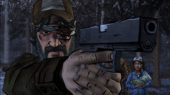 The Walking Dead Season Two Episode 5 Screenshot 3 The Walking Dead Season Two Episode 5 CODEX