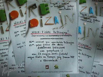 projekt ReDizajn i Kono na Rampie - Stowarzyszenie Kreatorzy Rzeczywistości Kles - Ethrozczele