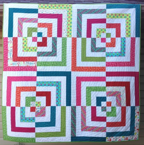 Big Bento Box Quilt Pattern