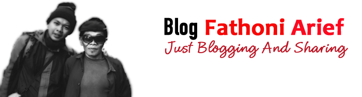 Blog Fathoni Arief