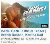 Bang Bang Movie Trailer