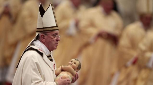 """Papa Françesku: """"Mos u dehni nga 'paratë"""""""