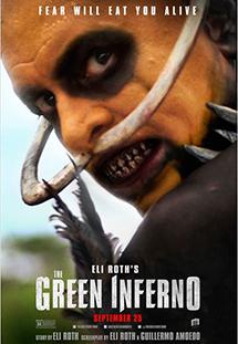 Địa Ngục Xanh - The Green Inferno