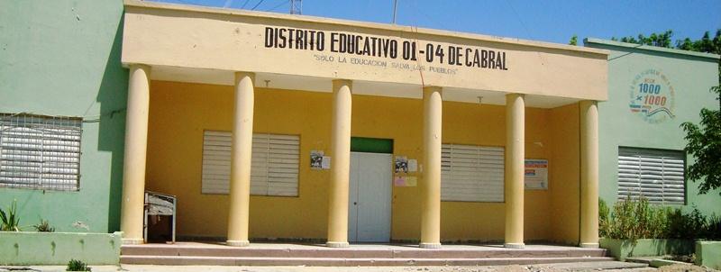 Distrito Educativo 01-04