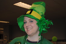 St. Patrick's Day at work