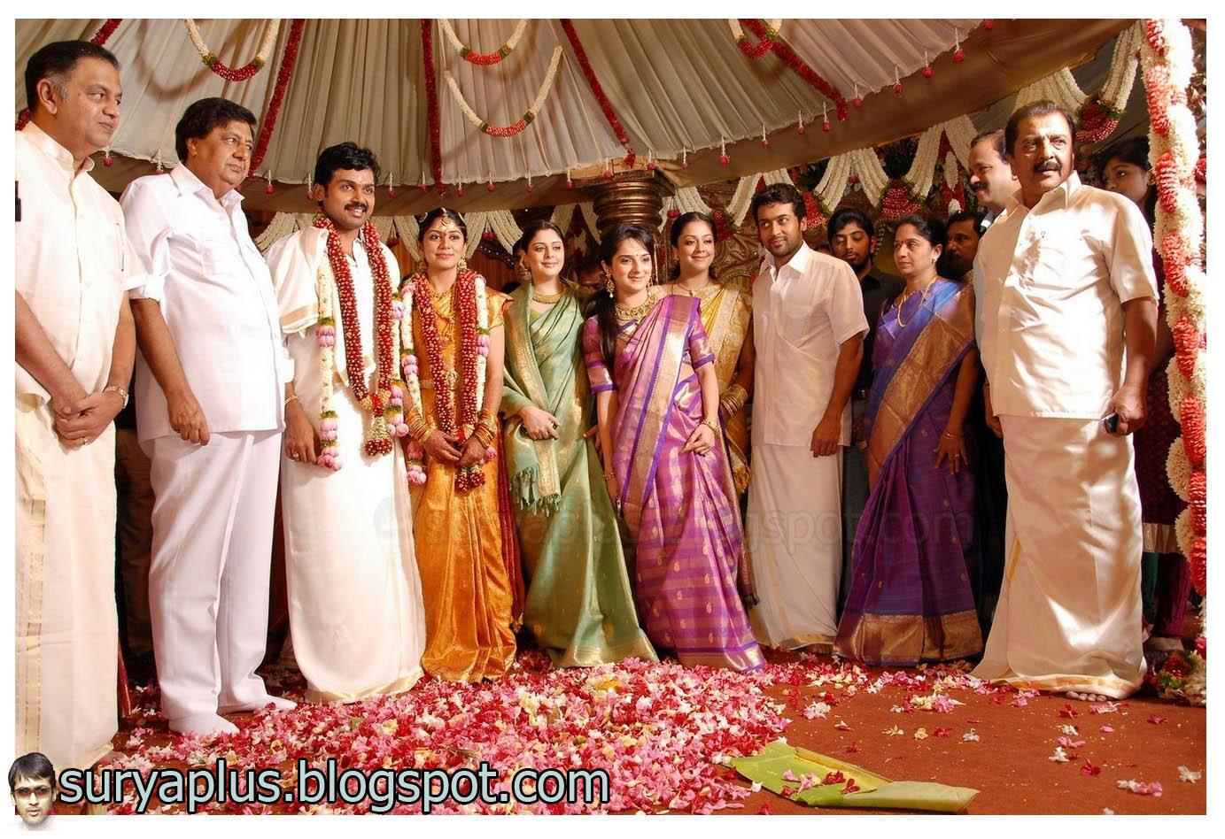 Large Hd Photo Of Karthi Wedding CLICK TO ENLARGE