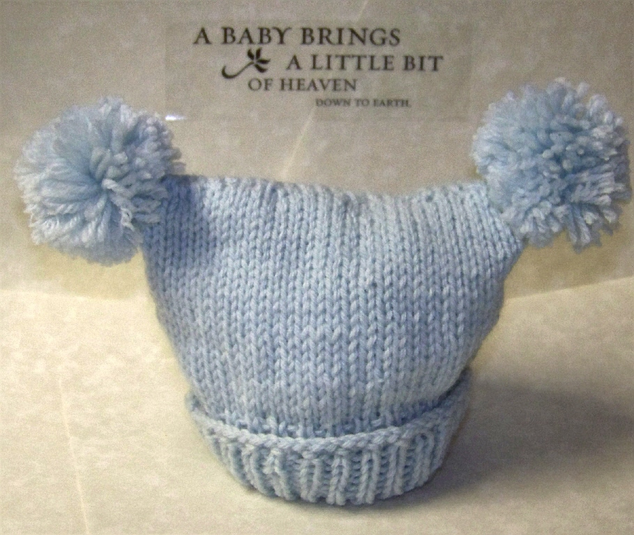 Rustic Farm Living: Free Pattern Friday.... Jester Knitted Baby Hat
