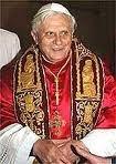 Santo padre o Papa Bento XVI