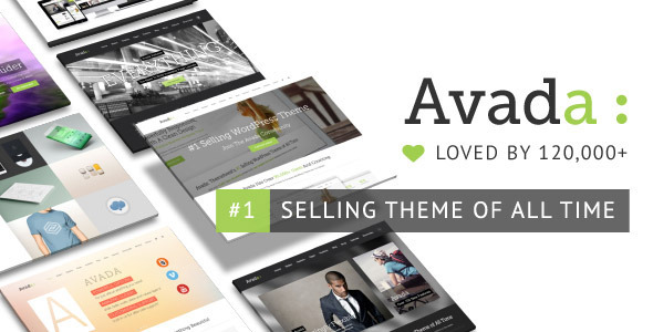 Avada v3.8.7 – Responsive Multi-Purpose Theme