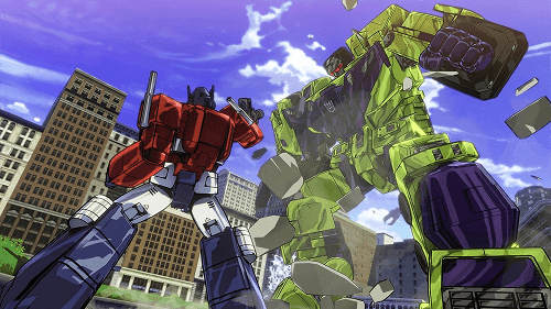 Download Transformers Devastation PC Full Version 1