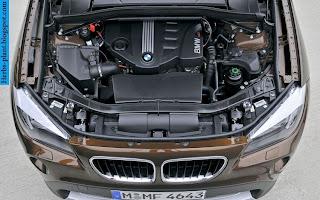 bmw x1 engine - صور محرك بي ام دبليو x1