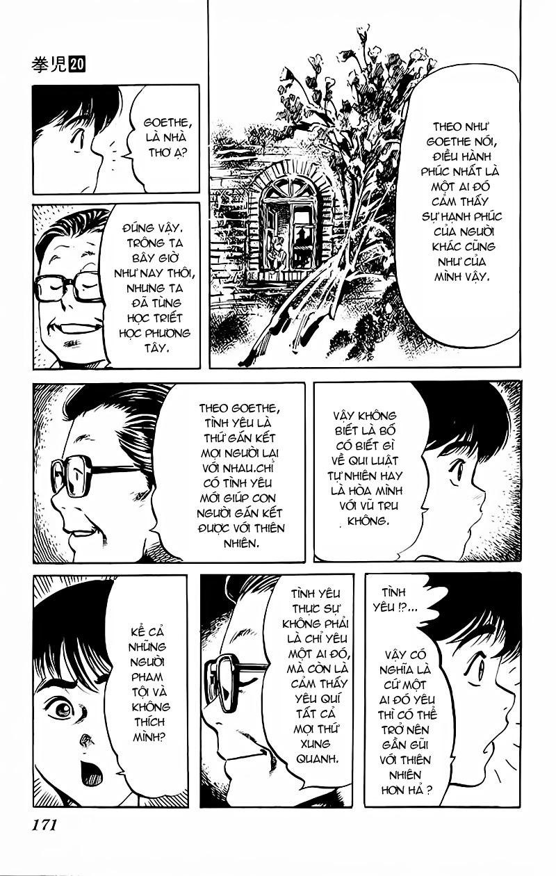 Kenji – Quyền nhi Phương Thế Ngọc chap 193 – Kết thúc Trang 3 - Mangak.info