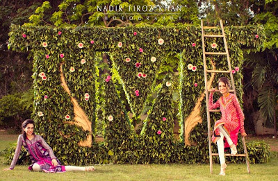 Mausummery Summer Lawn Collection 2013-2014