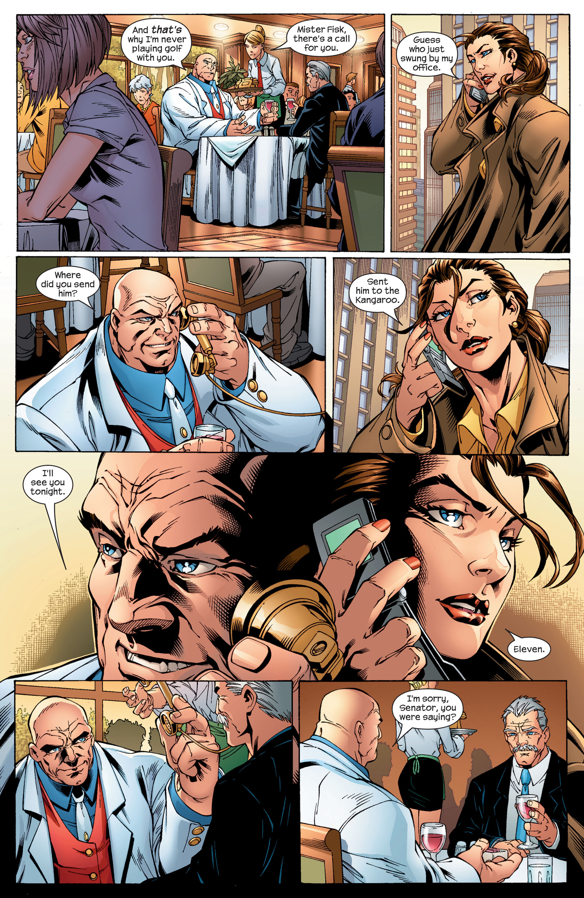 Ultimate Spider-Man (2000) _Annual 2 #2 - English 11