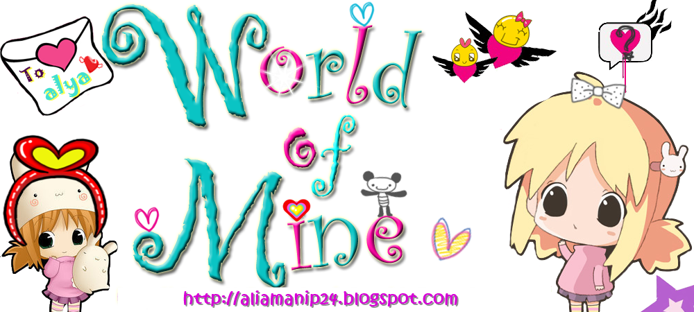 wOrLd oF miNe
