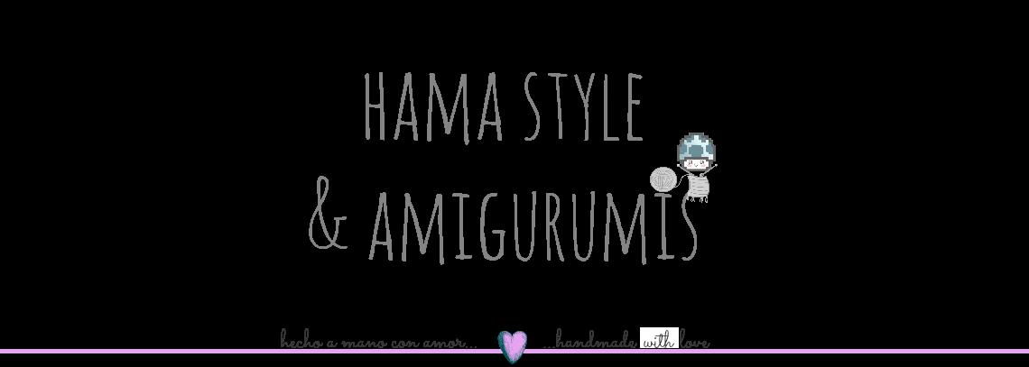 Hama Style & Amigurumis