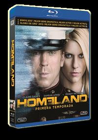 Homeland T1: a la venta en Blu-ray el 5 de junio