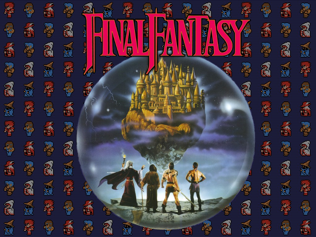 final fantasy 1: