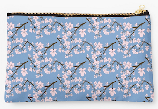 http://www.redbubble.com/people/louweasely/works/4432575-sakura-blossoms?p=pouch&ref=artist_shop_grid