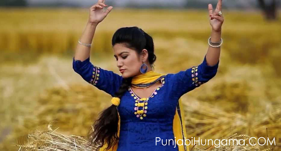 Just Desi KAUR B Lyrics & Video Latest Song 2013