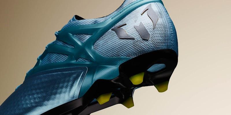 adidas presenta las nuevos botines del 10 de Barcelona: las Messi 15