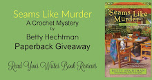 Giveaway ~ SEAMS LIKE MURDER by Betty Hechtman