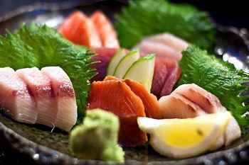 Thưởng thức Sashimi cá cam Nhật Bản tại nhà hàng Kimono, sashimi ca cam, cá cam nhật, kampachi sashimi, mon ngon nhat ban, am thuc nhat ban, nha hang nhat, ha noi am thuc, diem an uong ngon