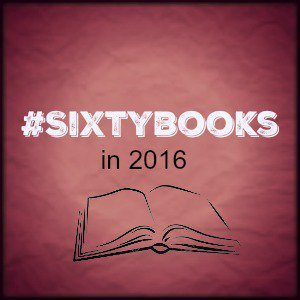 #SIXTYBOOKS in 2016