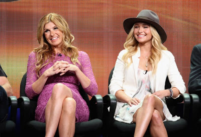 Nashville Connie Britton as Rayna James and Hayden Panettiere as Juliette Barnes