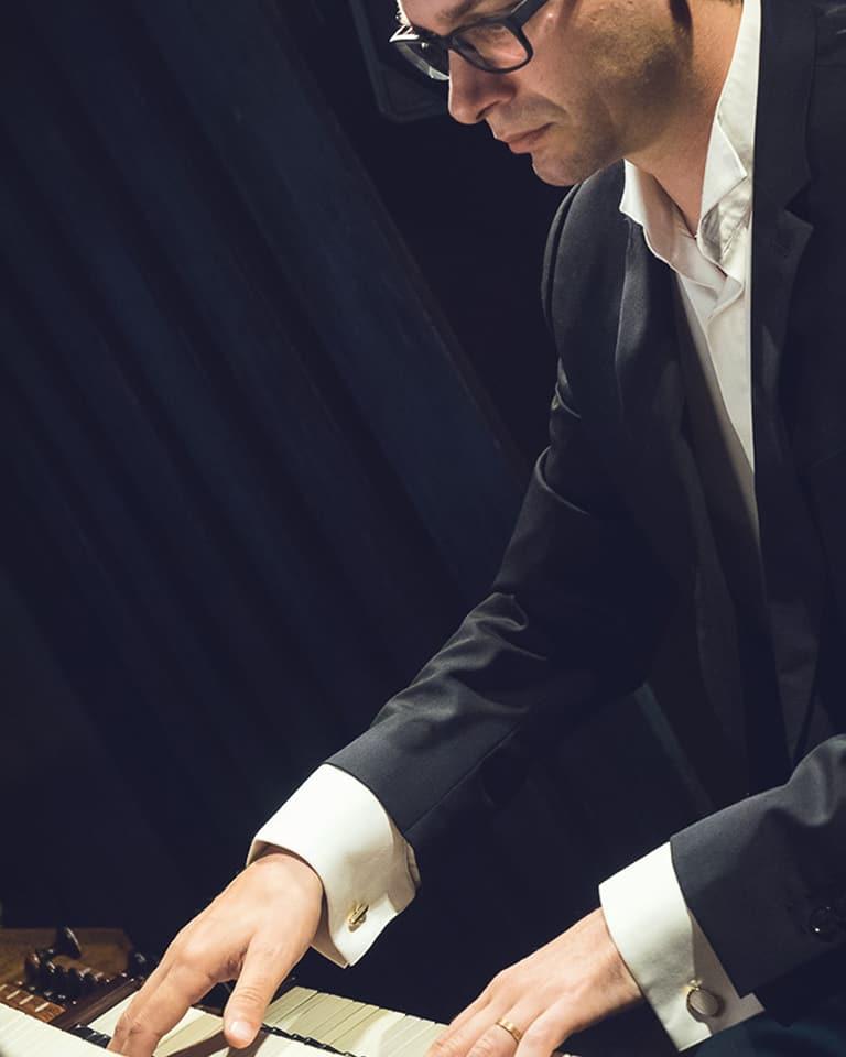 Jean-Baptiste Dupont, organiste
